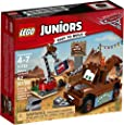 LEGO  Juniors Mater's Junkyard 10733 Building Kit