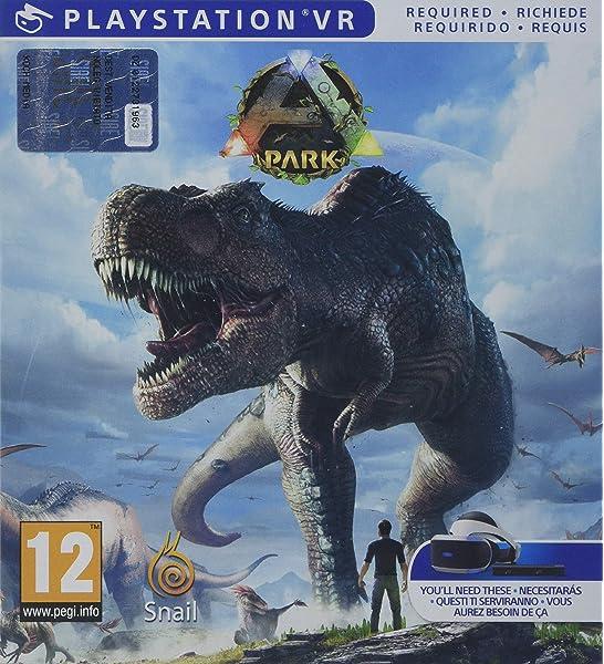 ARK Park (PSVR) - PlayStation 4 [Importación inglesa ...