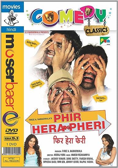 Amazon in: Buy Phir Hera Pheri DVD, Blu-ray Online at Best