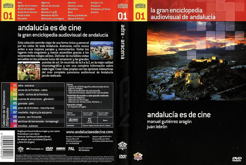 Andalucía es de cine (Colección completa 10 DVD): Amazon.es ...