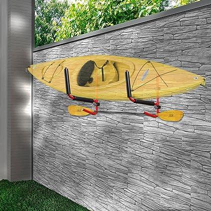 Wandhalter Kajak Kanu Wandhalterung Aufbewahrung Lagerung Surfbrett Halterung Rack
