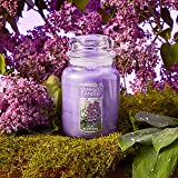 Yankee Candle Lilac Blossoms Large Jar 22oz Candle 薰衣草 均码