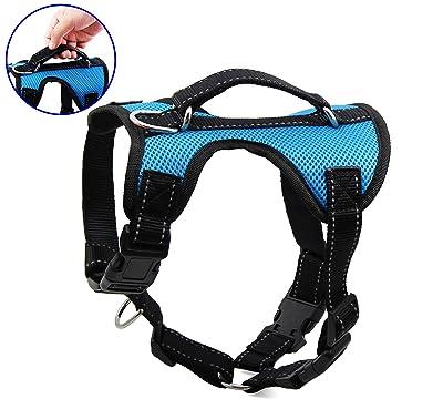 BIG SMILE PAW Adjustable Dog Harness