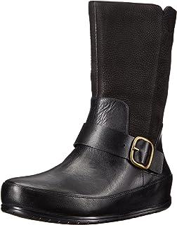 58992737c FitFlop Women s Dueboot Biker Winter Boot