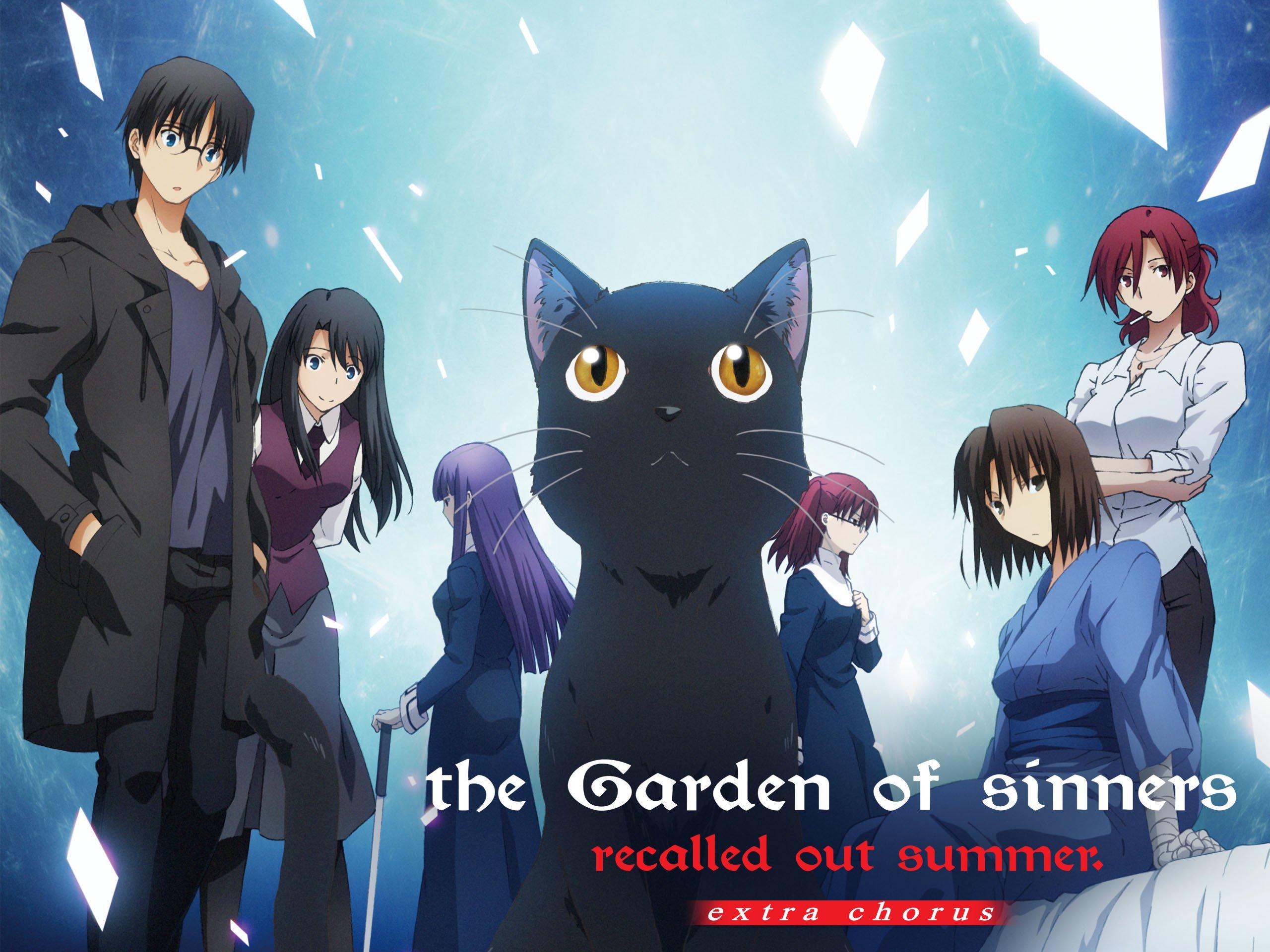 Watch The Garden Of Sinners Prime Video