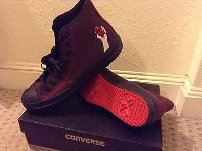 GREEN DAY Converse American Idiot Hi Tops  Amazon.co.uk  Shoes   Bags 369d2d331