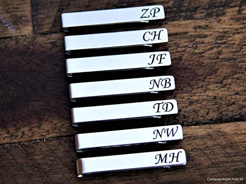 Father of the Bride Tie Clip,Personalized Wedding Tie Clip,Custom Groomsmen tie clip,Groom Gift from Bride,Boss Gift Ideas,Father/'s Day Gift