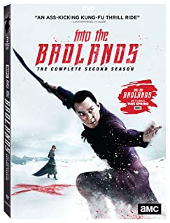 Book Cover: Into The Badlands Ssn 2