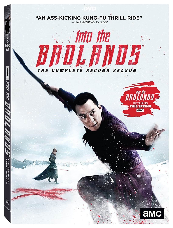 Amazon.com: Into The Badlands - Season 2 [DVD]: Daniel Wu, Aramis ...