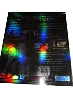 X-Files Unrestricted Access C/W95/Us: Cmfox 4102841