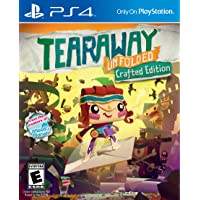 Tearaway: Unfolded for PS4