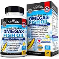 Amazon Best Sellers Best Omega 3 Nutritional Supplements