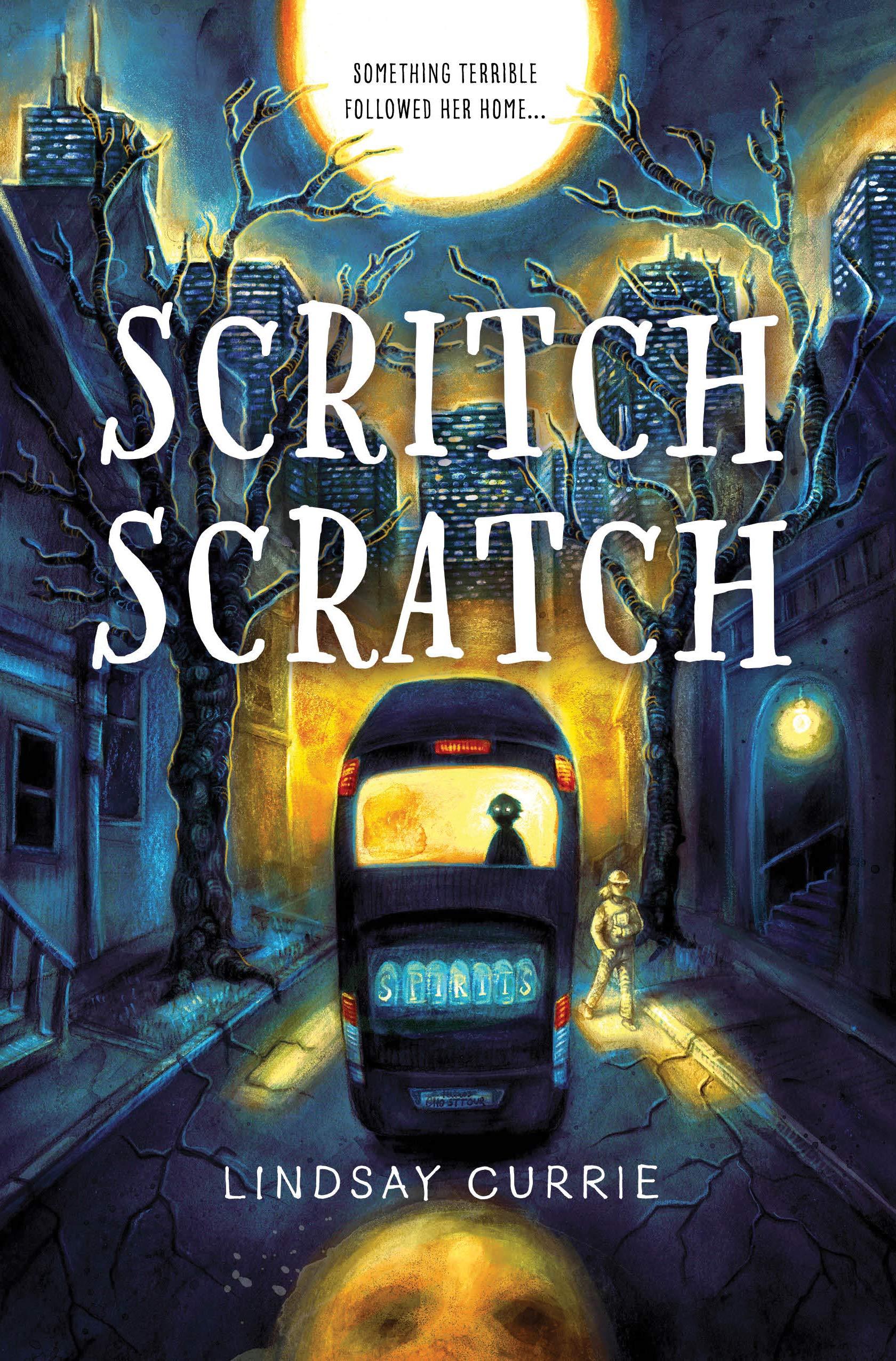 Scritch Scratch: Currie, Lindsay: 0760789294242: Books - Amazon.ca