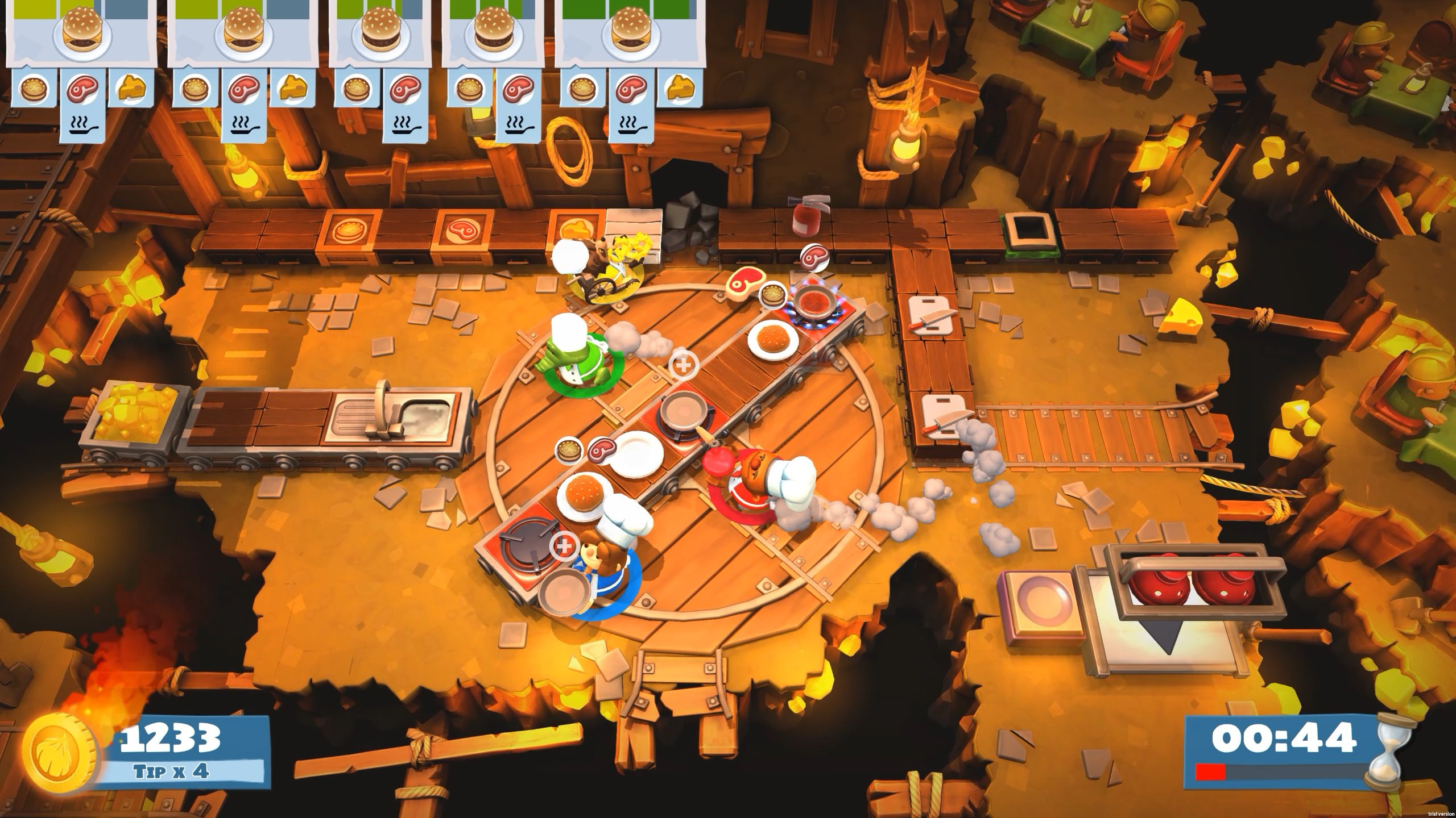 Overcooked! 2 - Nintendo Switch by Sold Out (Image #5)