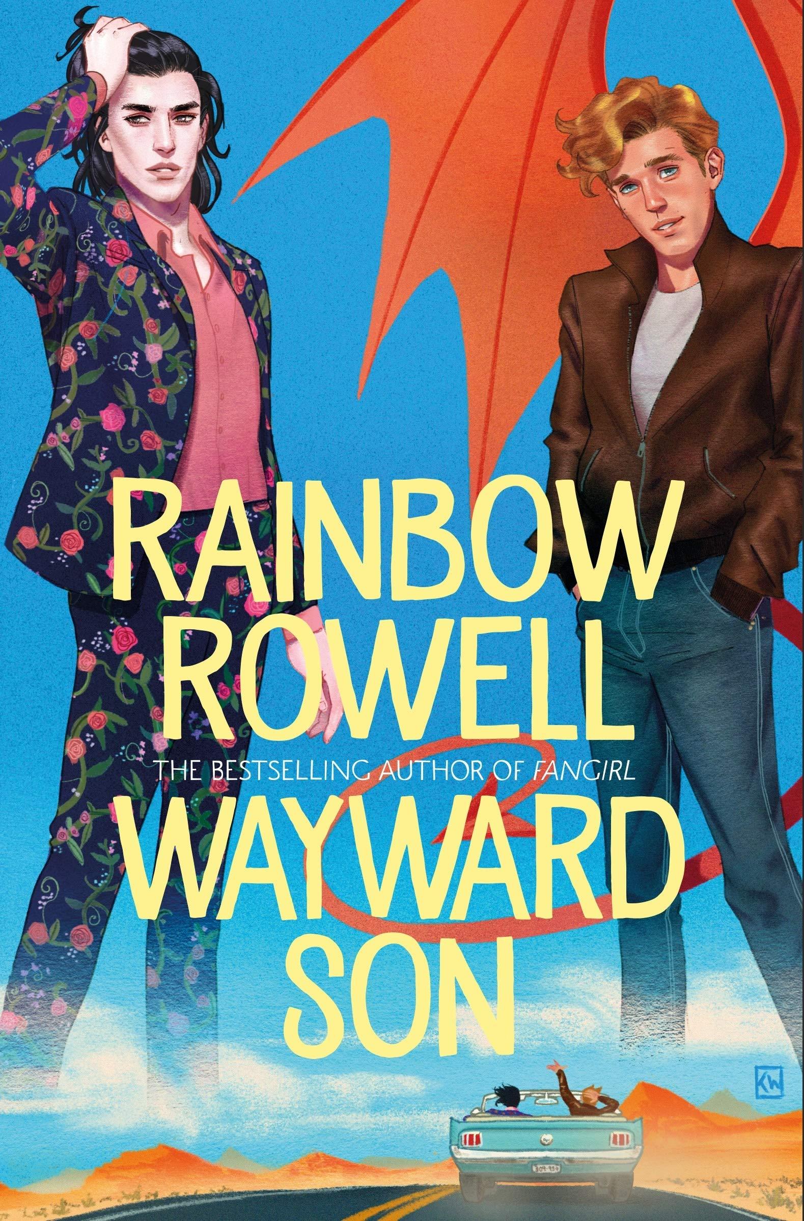 Wayward Son (Simon Snow): Amazon.co.uk: Rowell, Rainbow: Books