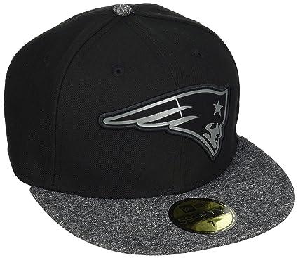 New Era 59FIFTY NFL Grey Collection New England Patriots Cap  Amazon.de   Bekleidung 85acc3f8bbd6