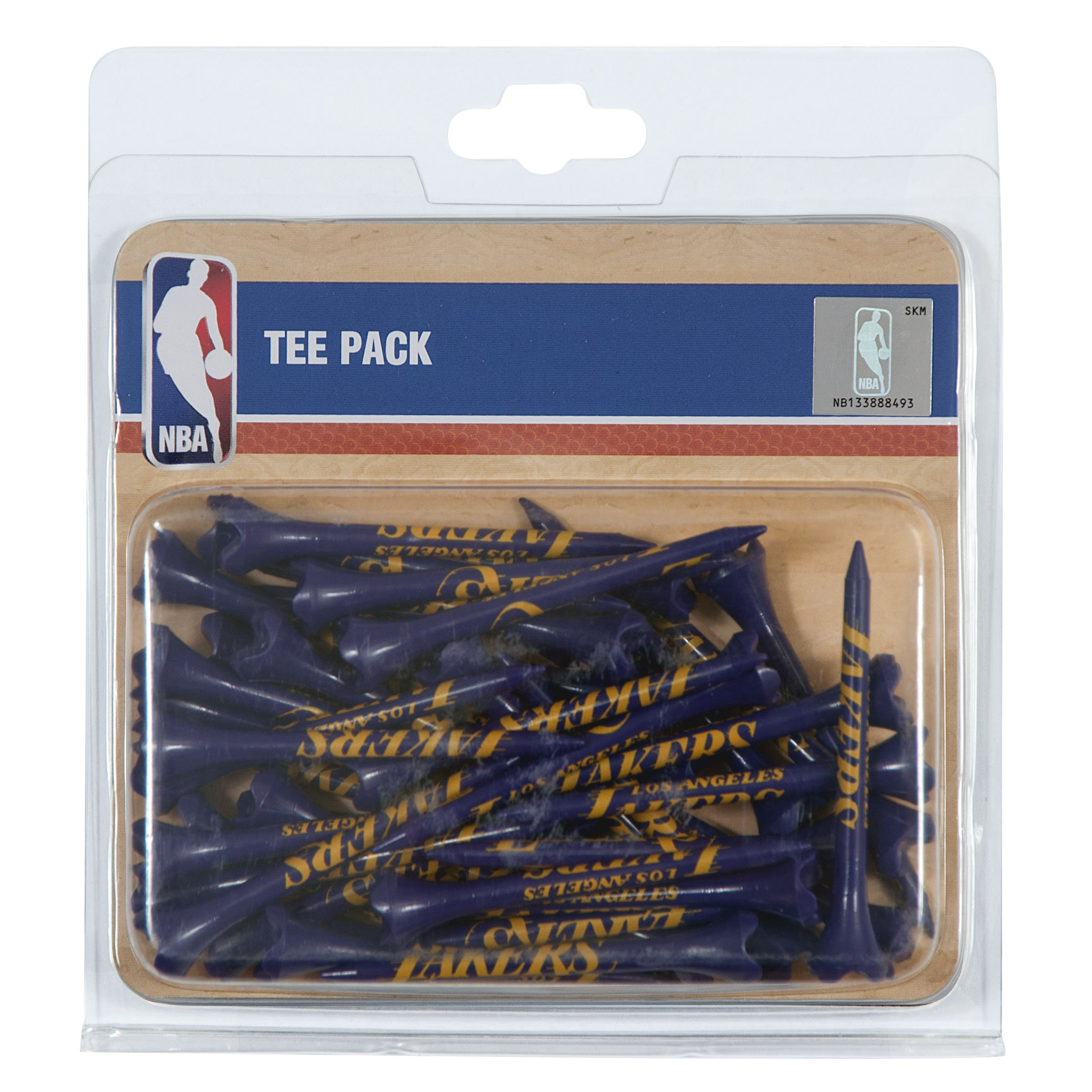 Team Effort NBA Los Angeles Lakers LA Lakers Tee Packtee Pack, NA