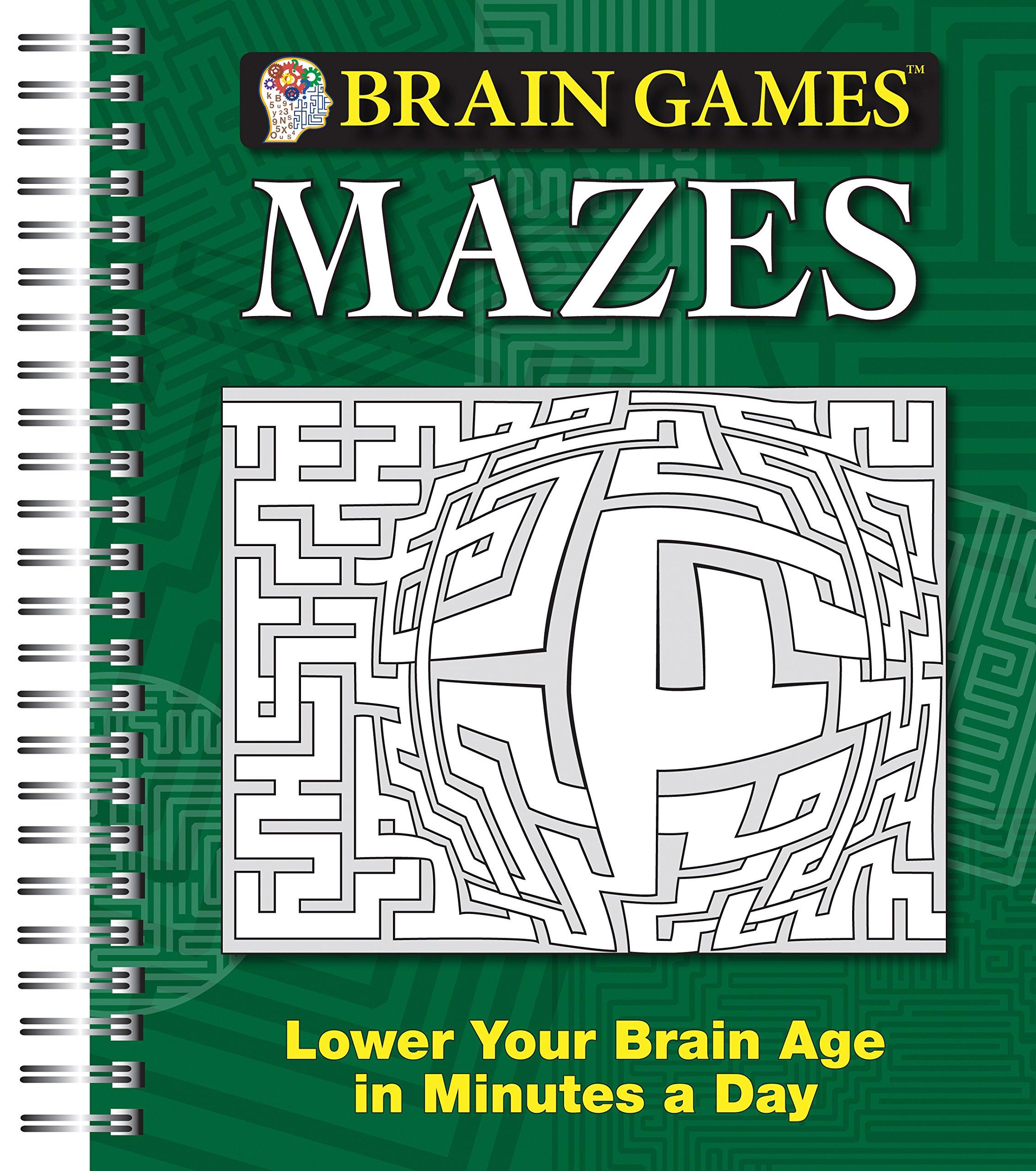 Download Brain Games® Mazes ebook