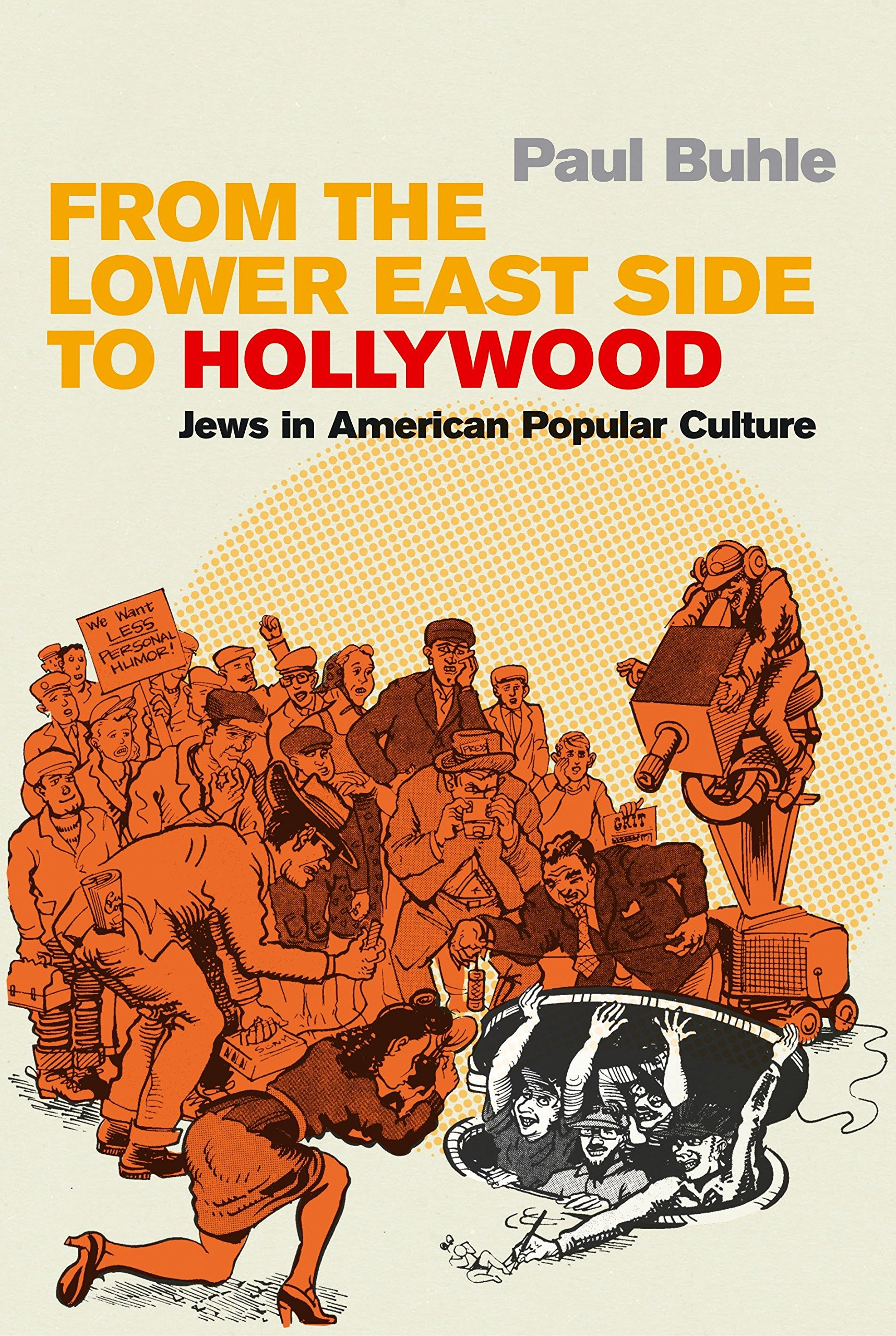 Read Online From the Lower East Side to Hollywood: Jews in American Popular Culture pdf