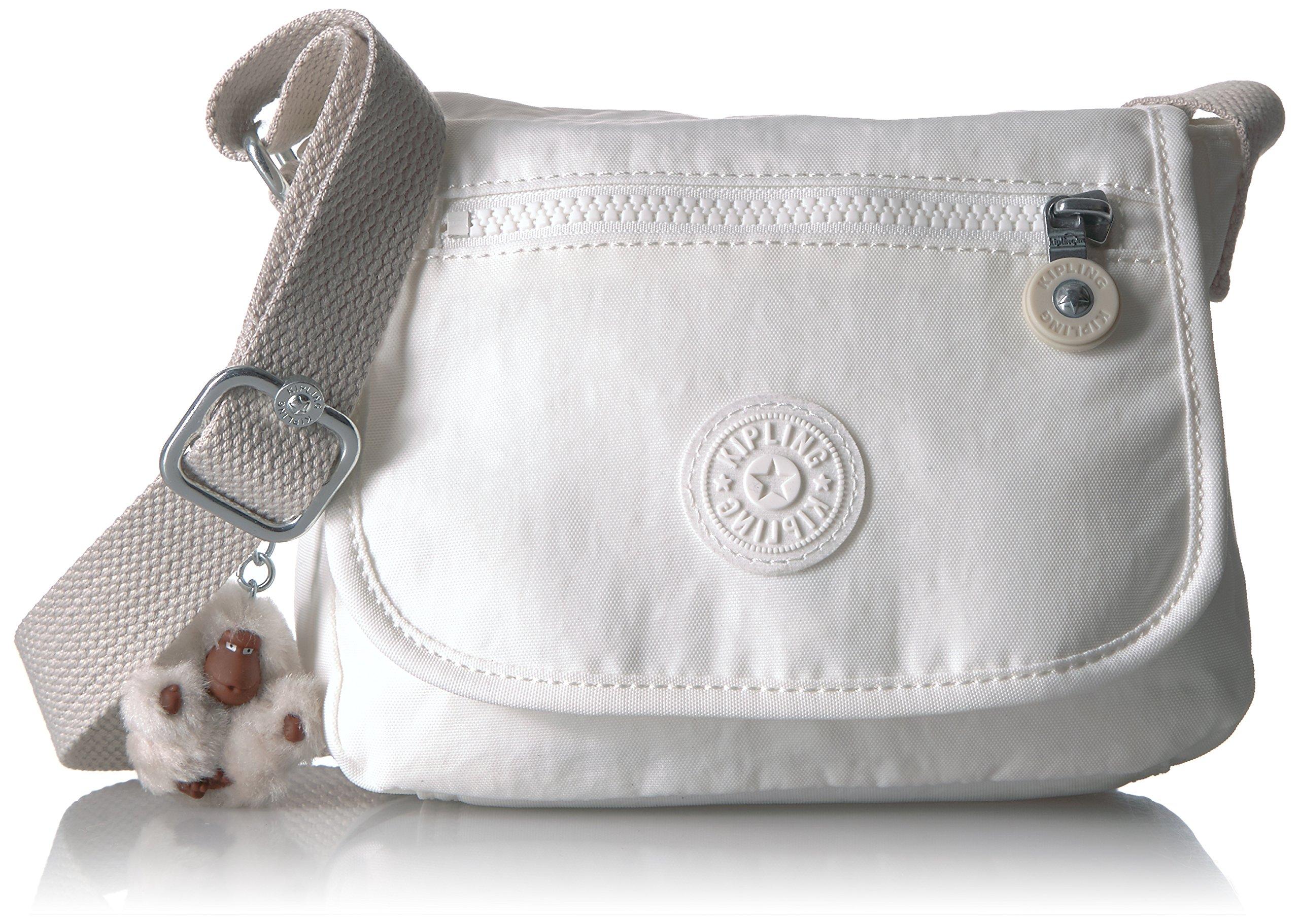 5de2bcf1004d Kipling Sabian Crossbody Mini Bag, Alabaster