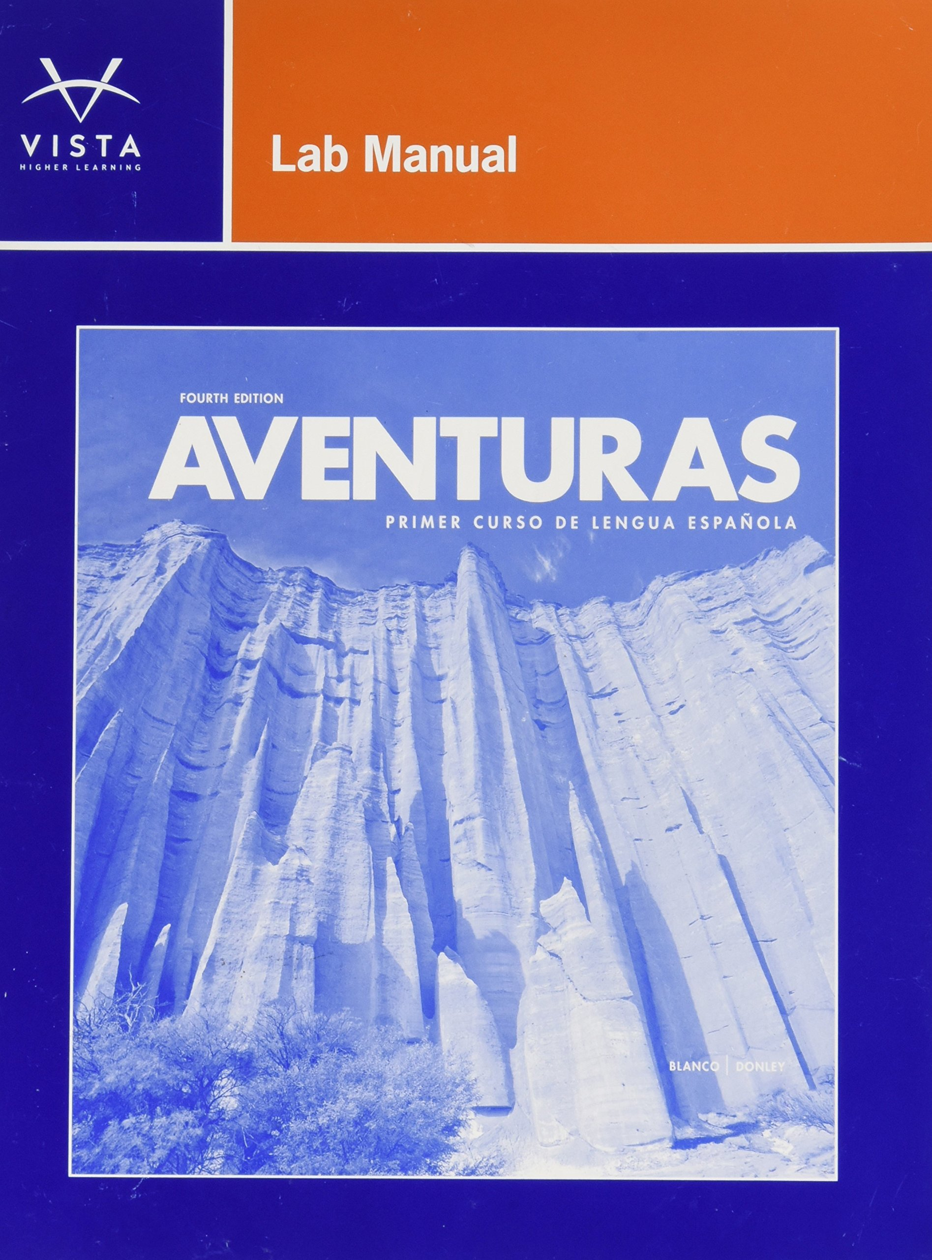 Aventuras labn vista higher learning 9781618570574 amazon aventuras labn vista higher learning 9781618570574 amazon books fandeluxe Gallery