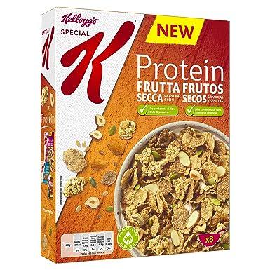 Kelloggs, Cereal con alto contenido en fibra (Frutos secos ...