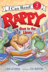 Rappy Goes to the Library (I Can Read Level 2) Kindle Edition