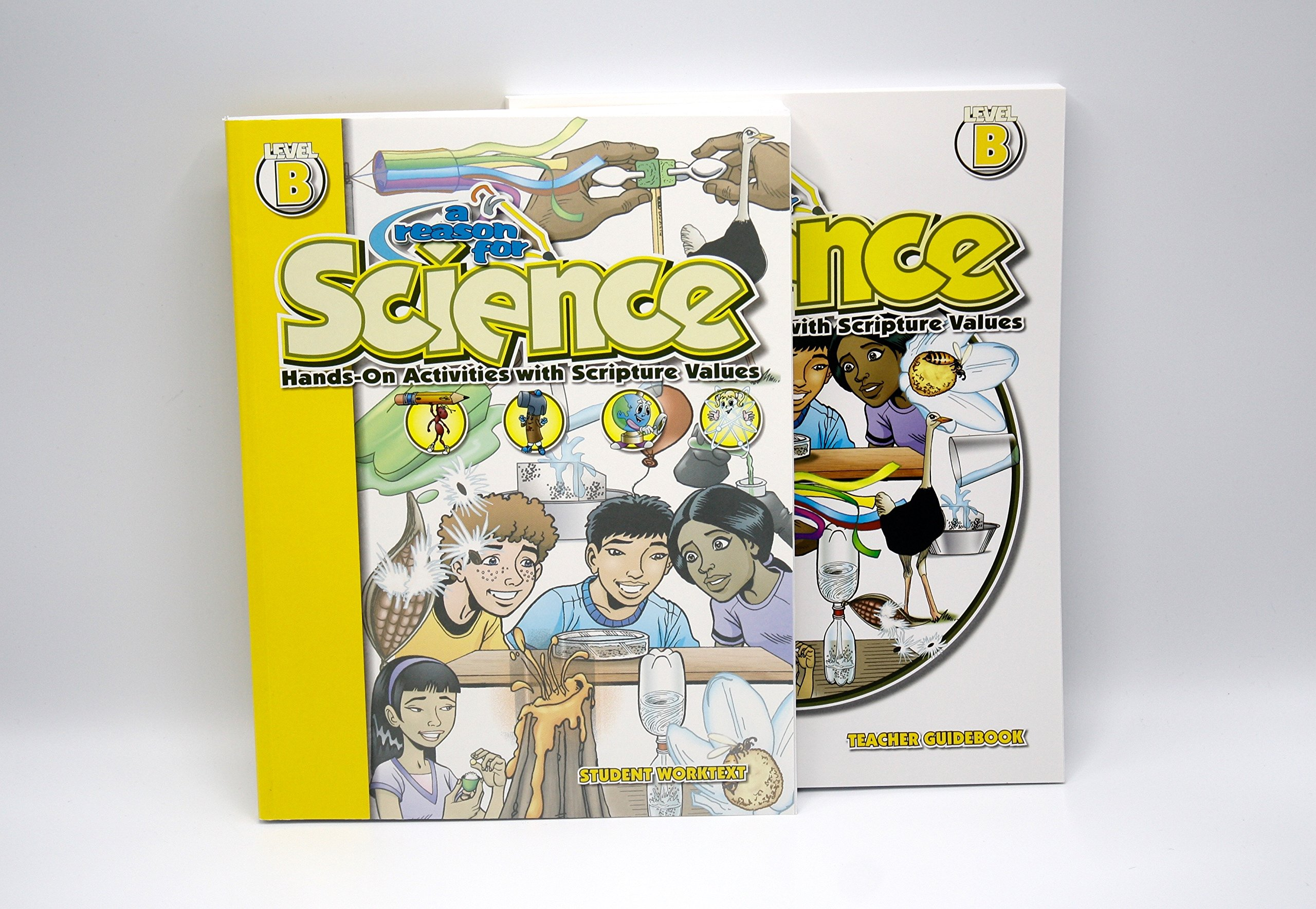 A Reason For Science Homeschool Pack Level B