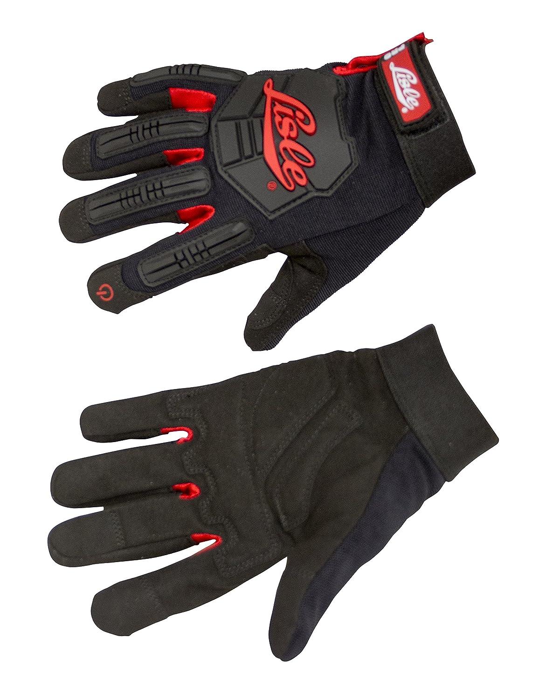 1 Pack Lisle 89970 X-Large Lisle Impact Gloves