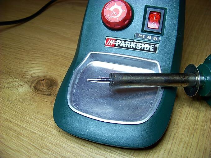 3 Off Parkside - Puntas de soldador PLS48 A1 B1 C1 D2 Tidl M: Amazon.es: Bricolaje y herramientas
