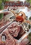 Ataque dos Titãs. Antes da Queda - Volume 13