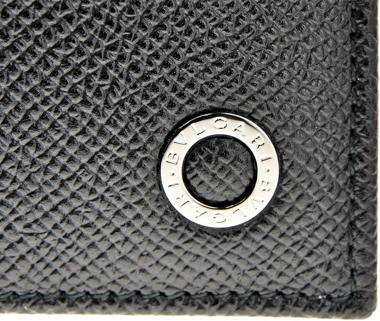dd605d35e3c6 メンズ BVLGARI BVLGARI MAN ブルガリ BVLGARI 財布 ブラック 2つ折り財布 30396