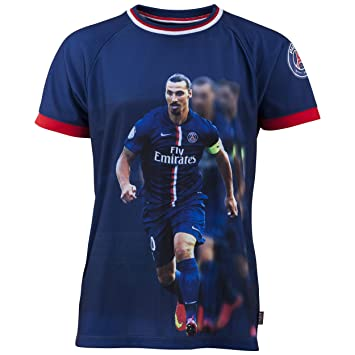 autumn shoes buying new sells PARIS SAINT GERMAIN Trikot mit Motiv Zlatan Ibrahimovic, Nr. 10, offizielle  Kollektion, Erwachsenengröße, für Herren