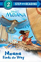 Moana Finds the Way (Disney Moana) (Step into Reading) Kindle Edition