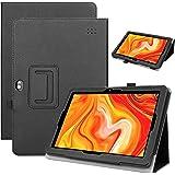 Nevigat Vankyo MatrixPad Z4 10 Tablet 超薄 軽量 保護カバー (Black)