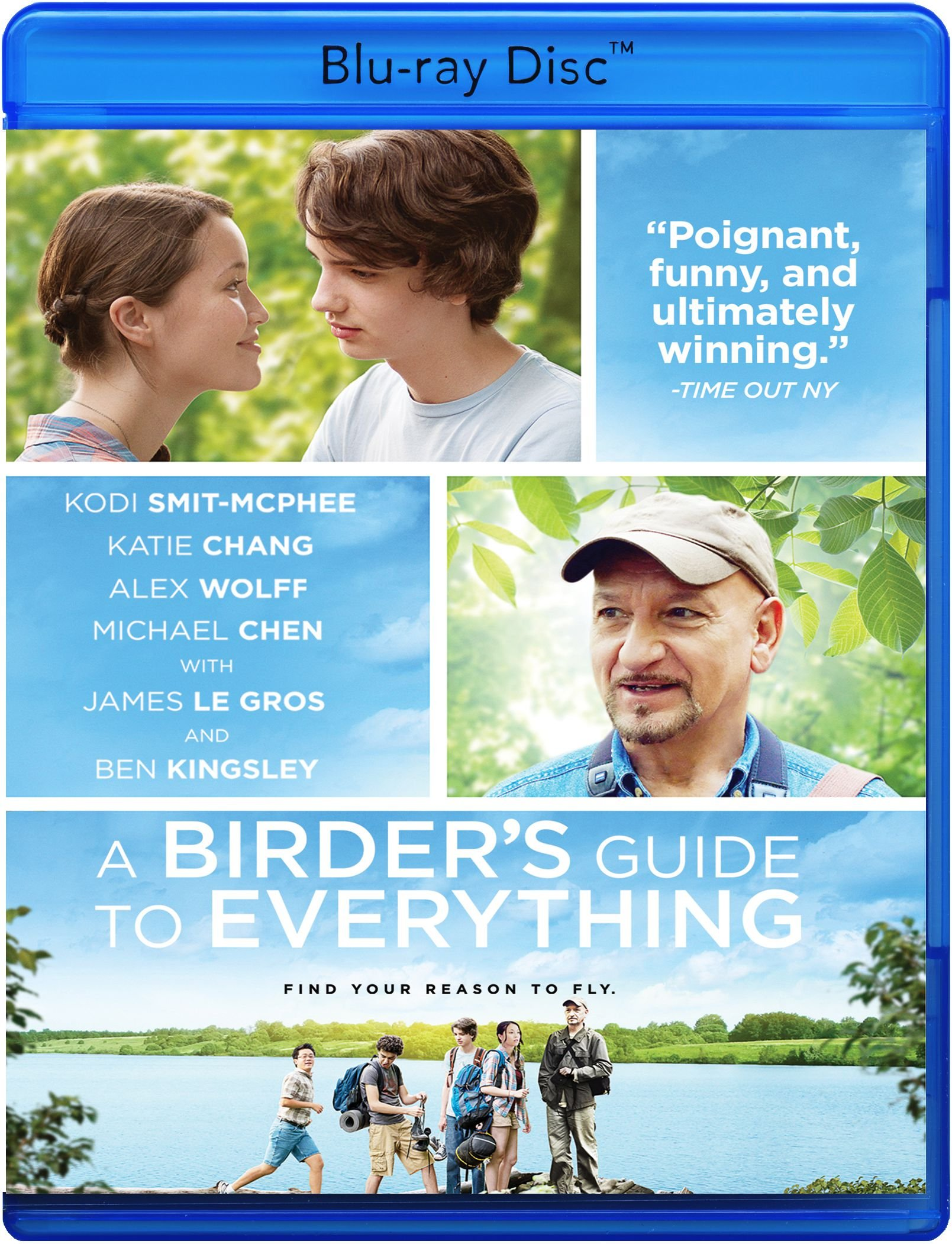 A Birder\'s Guide to Everything [Blu-ray]