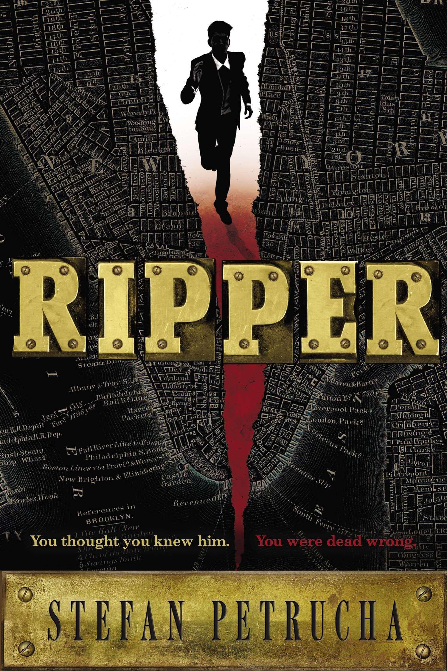 Ripper Stefan Petrucha product image