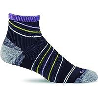 Sockwell Women's Summit Quarter Compression Socks