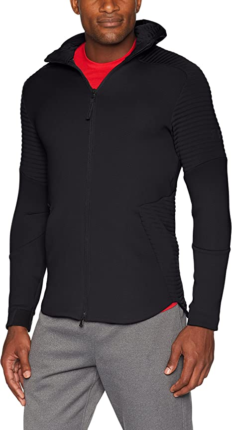 Uomo Under Armour Top Termico Unstoppable Move Fz Hoodie