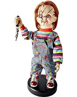 2 Ftp N Go Chucky Animatronics Decorations