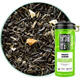 Tiesta Tea - Chinese Jasmine, Loose Leaf Classic Jasmine Green Tea, Medium Caffeine, Hot & Iced Tea, 5 oz Tin - 50 Cups…