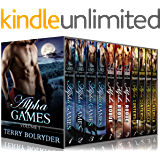 Ultimate Alpha Boxed Set: A BBW and Wolf Shifter collection