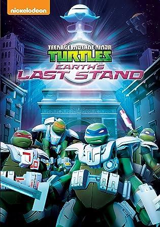 Teenage Mutant Ninja Turtles: EarthS Last Stand Edizione ...