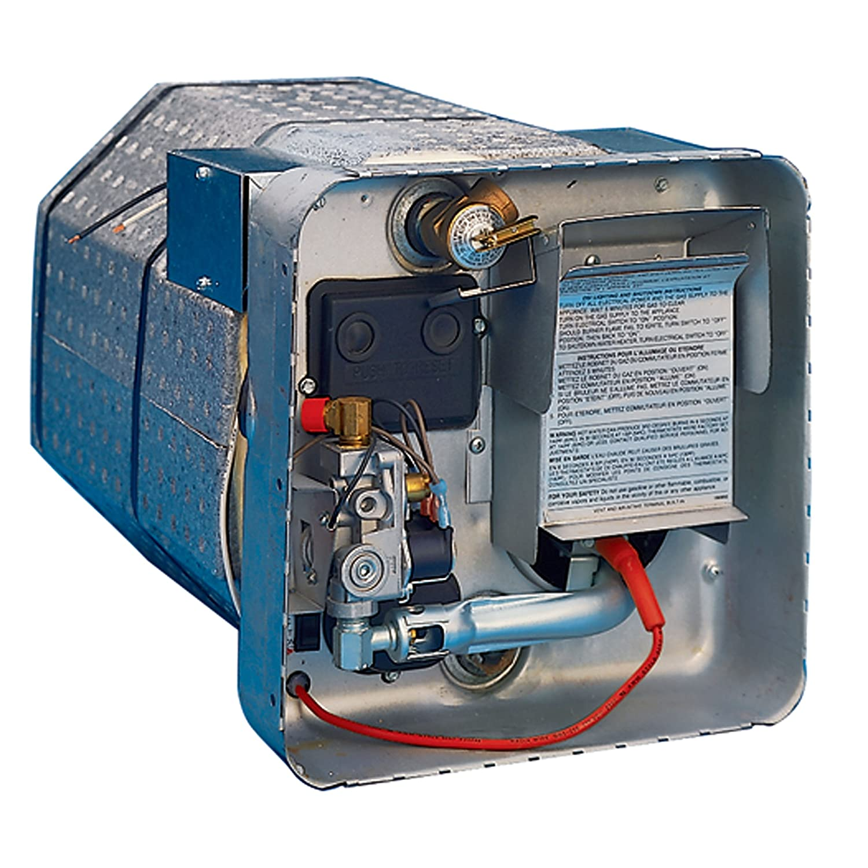 Amazon.com: Suburban 5102A Direct Spark Water Heater with Electric Element  - SW16DE, 16 Gallon: Automotive
