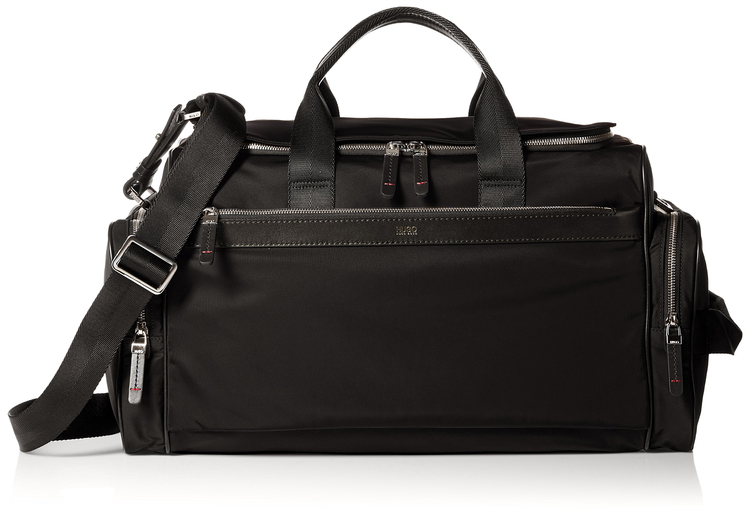 HUGO Hugo Boss Men's Digital L_Holdall, Black