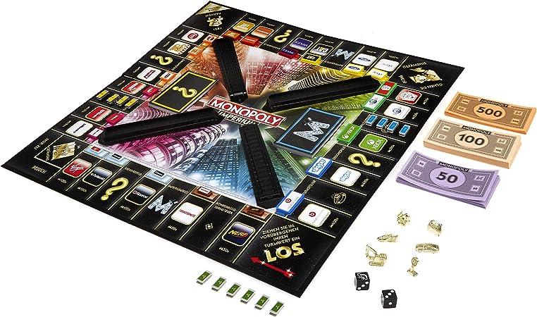 Hasbro Monopoly Empire Niños Simulación económica - Juego de Tablero (Simulación económica, Niños, Niño/niña, 8 año(s), 28 Pieza(s)): Amazon.es: Juguetes y juegos