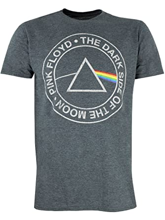 a0dd1b85ca5 Pink Floyd Men s Dark Side of The Moon Shirt  Amazon.co.uk  Clothing
