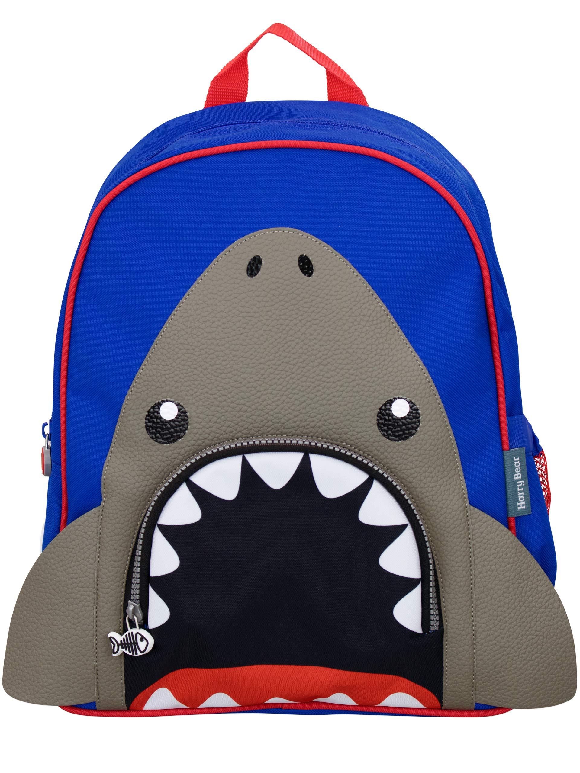 Harry Bear Kids Backpack Ladybird