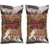 Kirkland Signature Supreme Whole Almonds, 2 Pack (3 Pounds)