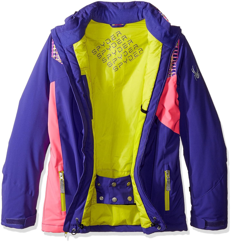 fb82530cd Spyder Girls Project Jacket